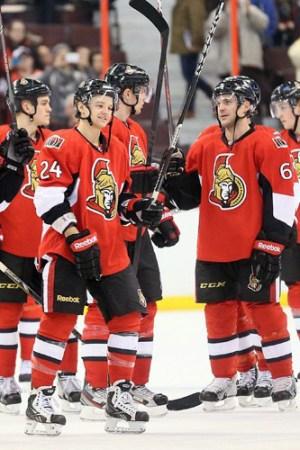 2013 Ottawa Senators Season