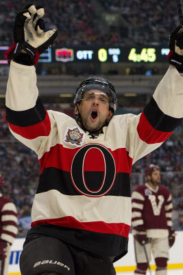 2014 Ottawa Senators Season