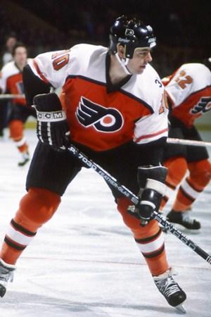 1984-85 Philadelphia Flyers Season