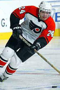 2001-02 Philadelphia Flyers Season