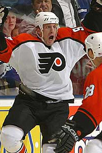 2003-04 Philadelphia Flyers Season