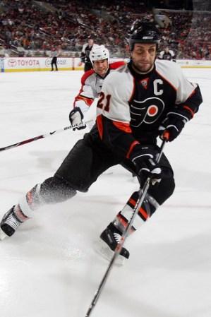 2007-08 Philadelphia Flyers Season