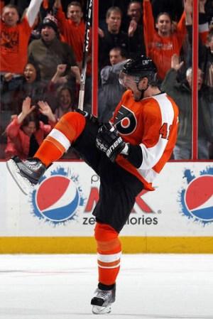 2010-11 Philadelphia Flyers Season