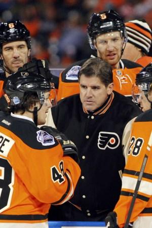 2011-12 Philadelphia Flyers Season