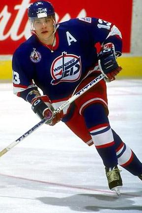 1996 Winnipeg Jets season