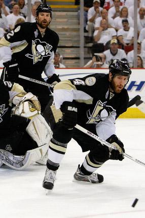 2007-08 Pittsburgh Penguins Season