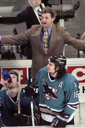 1998 San Jose Sharks Season