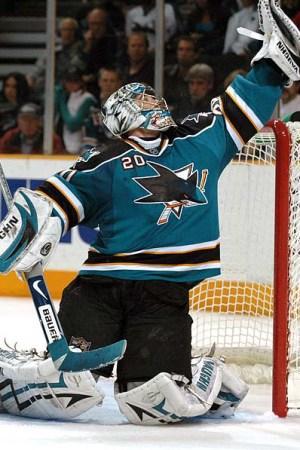 2007 San Jose Sharks Season