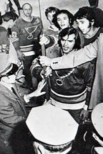 1971-72 St. Louis Blues Season