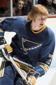 1982-83 St. Louis Blues Season