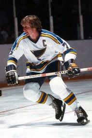 1984-85 St. Louis Blues Season