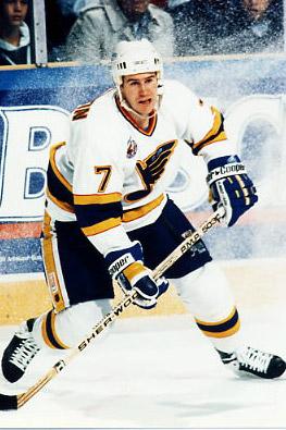 1986-87 St. Louis Blues Season