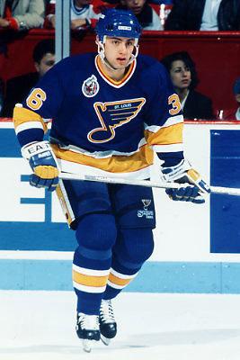 1987-88 St. Louis Blues Season