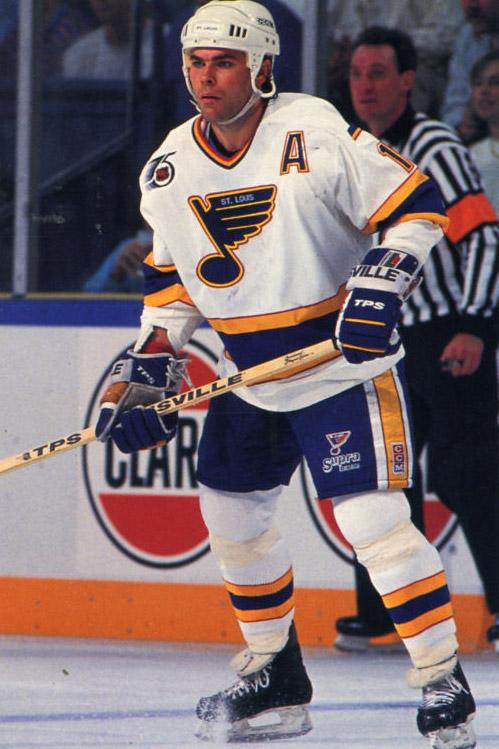1991 St. Louis Blues season
