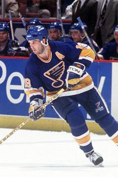 1991-92 St. Louis Blues Season