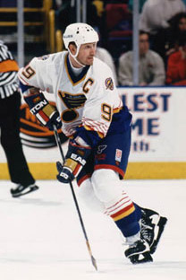 1995-96 St. Louis Blues Season