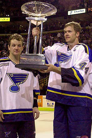 1999-00 St. Louis Blues Season
