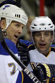 2008-09 St. Louis Blues Season