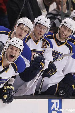 2010-11 St. Louis Blues Season
