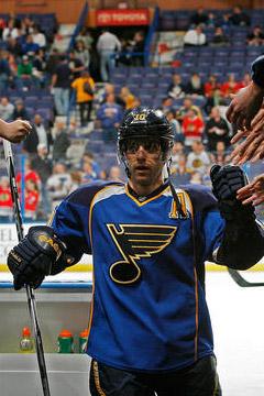 2011-12 St. Louis Blues Season