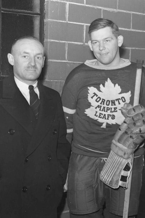 1938 Toronto Maple Leafs season