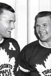 1955 Toronto Maple Leafs Season