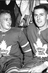 1961 Toronto Maple Leafs Season
