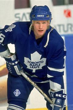 1993 Toronto Maple Leafs season
