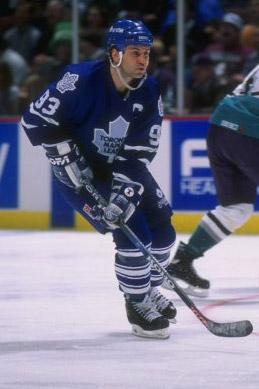 1995 Toronto Maple Leafs Season
