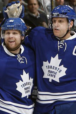 2012 Toronto Maple Leafs Season