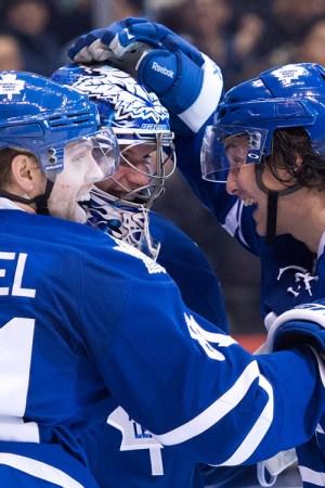 2013 Toronto Maple Leafs Season