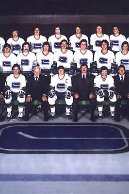 1977 Vancouver Canucks season