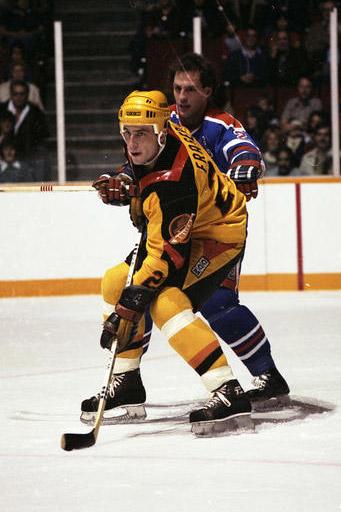 1982 Vancouver Canucks season