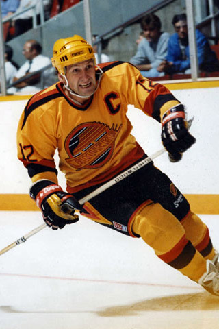 1987 Vancouver Canucks season