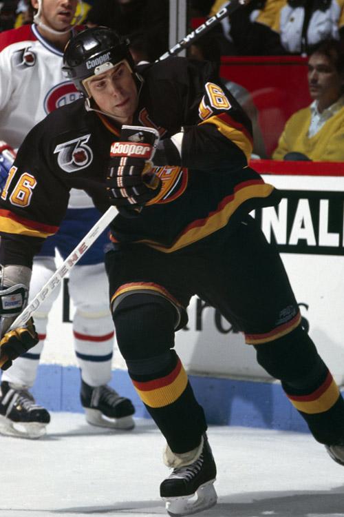 1991 Vancouver Canucks season
