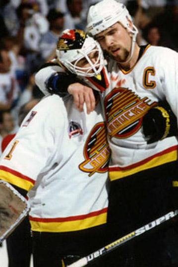 1993 Vancouver Canucks season
