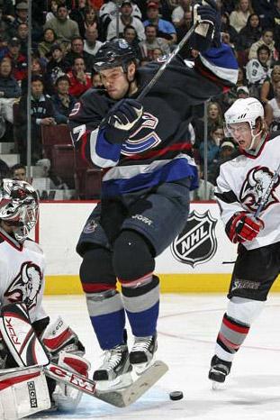 2006 Vancouver Canucks season