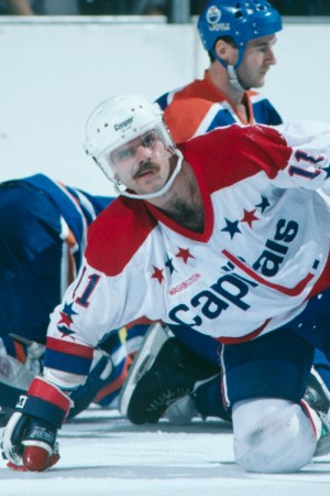 1984 Washington Capitals Season