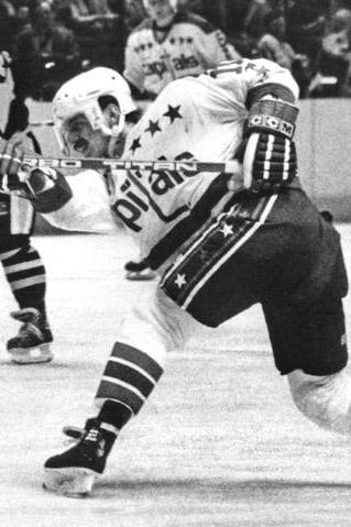 1985 Washington Capitals season
