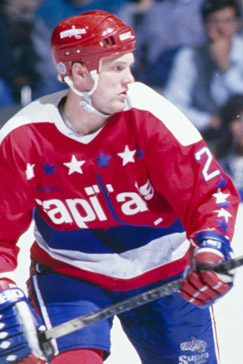 1986 Washington Capitals Season