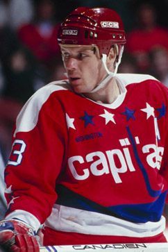 1987 Washington Capitals Season