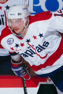 1990 Washington Capitals Season