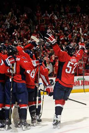 2007 Washington Capitals Season