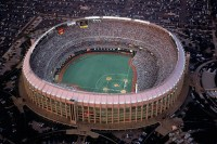 Veterans Stadium in Philadelphia, PA