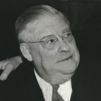 William B. Cox, President of the 1940 American Football League III (AFL)