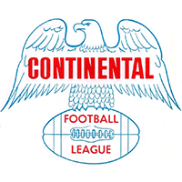 Continental Football League Logo