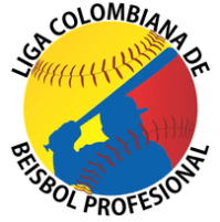 Colombian Professional Baseball League Logo