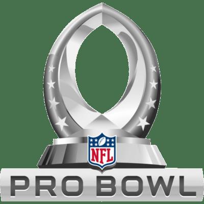 NFL AFC Pro Bowlers Logo