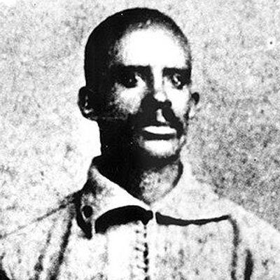 Bud Fowler is believed to have played for Binghamton in 1886 for the SLCB