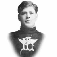 Jack 'Doc' Gibson, founded the International Professional Hockey League (IHL)